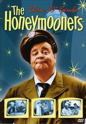The Honeymooners: Classic 39 Episodes [New DVD]