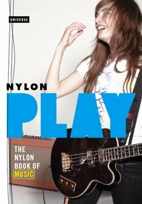 Play by Nylon Magazine Paperback Book The Cheap Fast Free Post