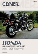 Honda CM450