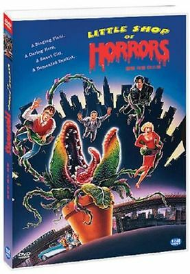 Little Shop of Horrors (1986) Rick Moranis, Ellen Greene DVD *NEW