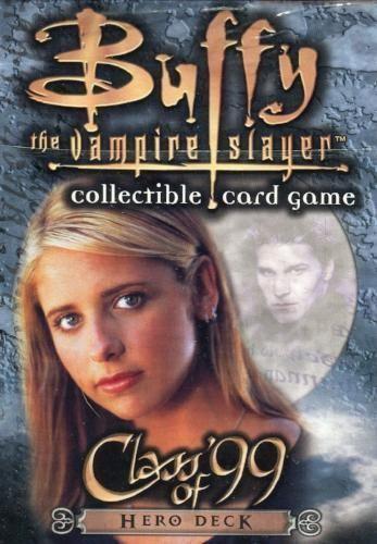 Buffy The Vampire Slayer Class of