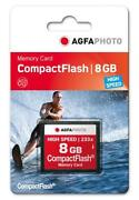 CF Karte 8GB