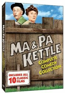 MA-AND-PA-KETTLE-DVD-COMPLETE-COLLECTION-10-MOVIE-BOX-SET-R1-NEW-Adventures-of