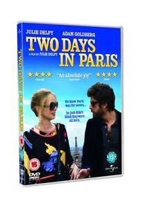 Two Days in Paris - 2 Days in Paris (R2 DVD) New & Sealed