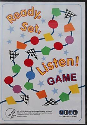 Ready, Set, Listen! Game - Too Smart To Start [video - Too Smart To Start