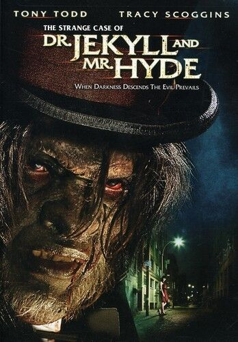 Strange Case of Dr. Jekyll and Mr. Hyde (2008, REGION 1 DVD New) WS