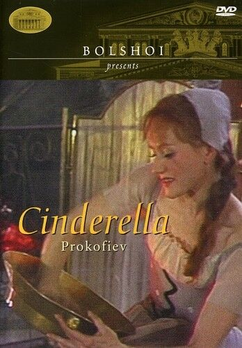 Prokofiev: Cinderella (2008, REGION 0 DVD New)