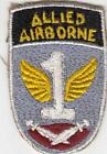 US Army Airborne Patches