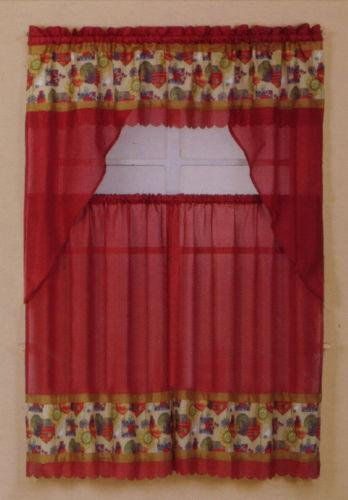 Country Curtains Rooster Ebay