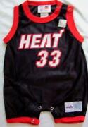 Miami Heat Baby Jersey
