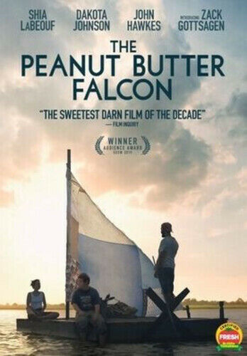 The Peanut Butter Falcon [new Dvd] Ac-3/dolby Digital, Dolby, Subtitle