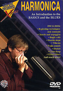 Beginning Harmonica Lessons- Learn To Play Blues Harp ...