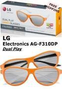 LG Dual Play Glasses
