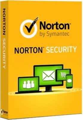 1 Year Norton Internet Security Antivirus 2018 1 PC - Valid KEY USA pls Read