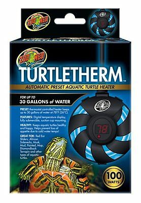 ZOO MED Turtletherm Automatic Preset Aquatic Turtle Heater 100 watts