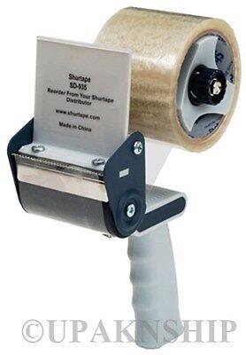 Handheld Sealing Tape Dispenser (3 inch Packing Carton Sealing Tape Dispenser Hand Held Heavy Duty)