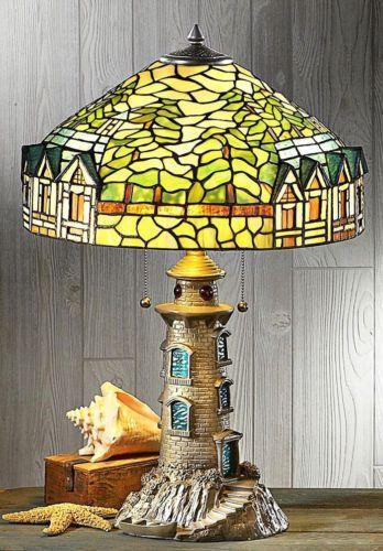 Lighthouse Table Lamp Ebay