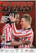 Sheffield United Programmes