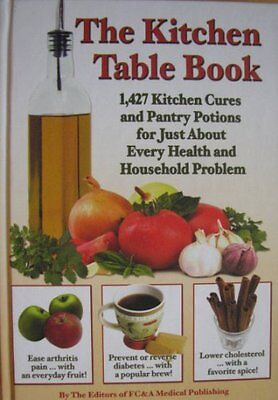 The Kitchen Table Book by The Editors of FC&A Medical Publishing