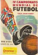 RARE Football Programmes