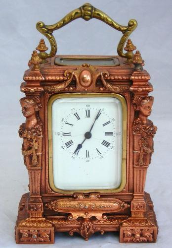 Carriage Clock Ebay