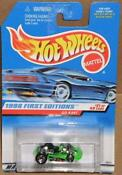 Hot Wheels 1998 First Editions Go Kart