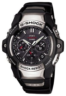 CASIO WATCH G-SHOCK GIEZ RADIO CLOCK MULTIBAND 6 GS-1400-1AJF MEN'S for sale  Shipping to United States