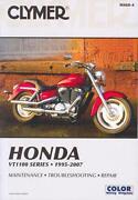 Honda VT1100 Manual