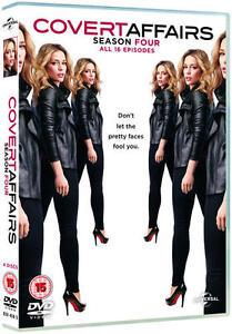 Covert Affairs: Season 4 [DVD]