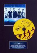 Take That Signed