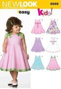 Swing Dress Pattern
