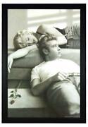 James Dean Framed