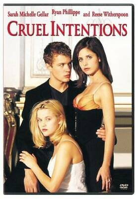 Cruel Intentions - DVD - VERY GOOD