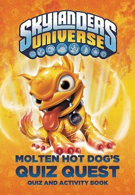 Molten Hot Dogs Quiz Quest (Skylanders Universe)