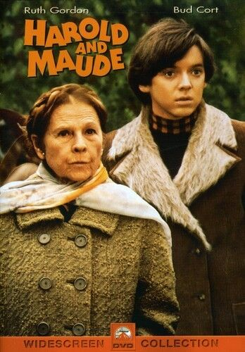 Harold and Maude DVD Region 1
