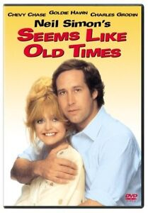 """DVD film """"Seems like old Times"""" (Goldie Hawn/Chevy Chase)"""