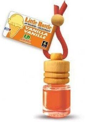 Duftflakon Duftglas Vanille Lufterfrischer für Auto + Wohnung   ()