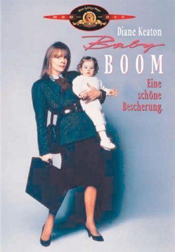 Baby Boom - Eine schöne Bescherung * DVD * mit Diane Keaton NEU / OVP