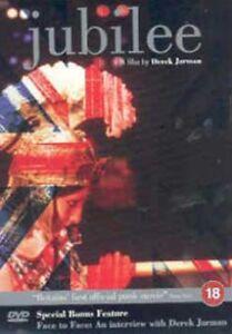 Jubilee - Sealed NEW DVD - Adam Ant