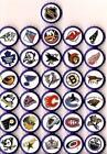 NHL Bottle Caps