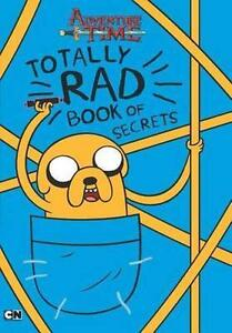Totally Rad Book of Secrets (Adventure Time (Price Stern Sloan)), Price Stern Sl