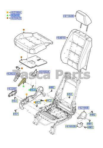 Ford Explorer Seat Handle Ebay