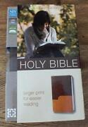 NIV Bible Large Print