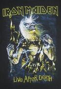 Iron Maiden Live After Death Shirt
