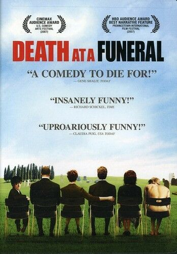Death at a Funeral [2 Discs] (2009, REGION 1 DVD New)