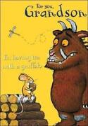 Gruffalo Birthday Card