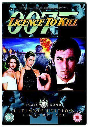 James Bond LICENCE to ...