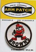 Cleveland Browns Patch