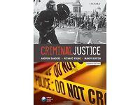 Criminal Justice Law Book, Sanders, Young, Burton, 4th edition Oxford
