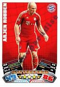 Match Attax Robben